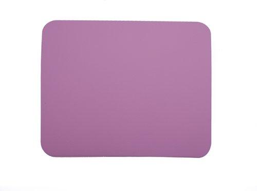 Ultradünn Silikon Mousepad, Silicon Pad, Pink, für optische Maus, Lasermaus, Spielmaus, Mauspad