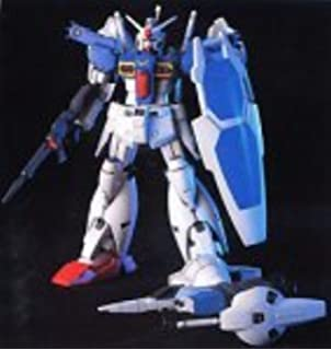 BANDAI SPIRITS HGUC Mobile Suit Gundam 0083 Stardust Memory Gundam GP-02A 1//144 Scale Color-Coded pre-Plastic Model