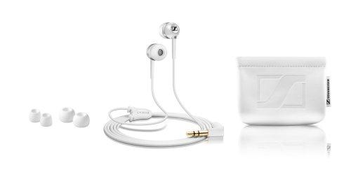 Sennheiser CX 300-II - Auriculares in-ear (reducción de ruido), blanco