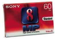 Sony P5-60 Mp Video 8 Kassette 60 Min