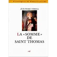 La Somme de théologie de saint Thomas d'Aquin