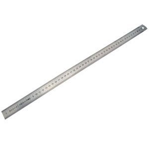 Oakson 767016 Lineal (Stahl, 25 x 500 mm