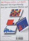 Preisvergleich Produktbild Ursus Wehrli Kunst Aufräumen Magnettafeln