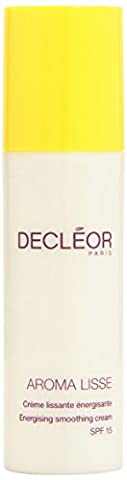 Decleor Energising Smoothing Cream with SPF 15 50 ml
