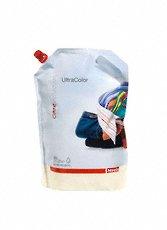 Miele Waschmaschinenzubehör / Colorwaschmittel UltraColor im parktischen Nachfüllbeutel / Flüssigwaschmittel zur Reinigung von bunten und schwarzen Textilien