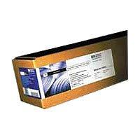HP Q1445A Papier inkjet 90g/m2 594 mm x 45.7m 1 Rölle Pack (metric roll), helle weiss