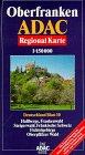 ADAC Karte, Oberfranken -