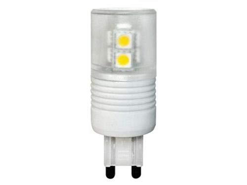 Beghelli G9 EcoLED BEG56090 Lampada LED, 3 W, Multicolore