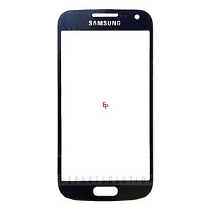 Front Outer Replacement Glass Lens For Samsung Galaxy S4 Black