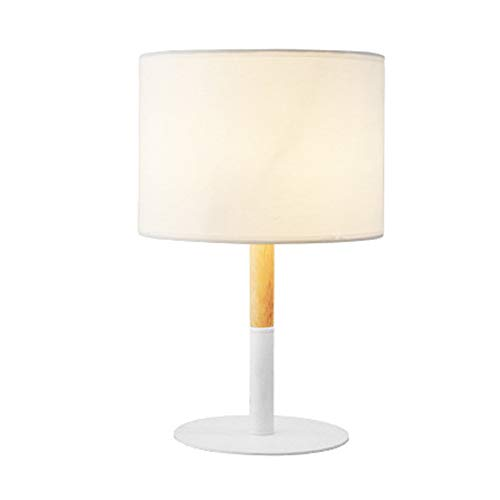 CANCUI Moderna Paño E27 Lámpara escritorio, LED Redonda ...