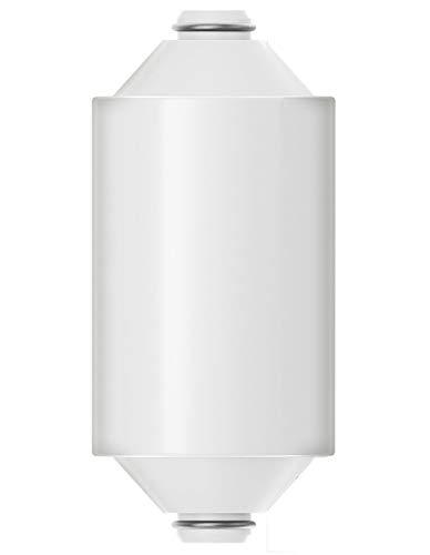 CasaFlow Duschfilter Ersatzkartusche - Wasserfilter mit Kapazität von 51.100 Liter für hartes Wasser - Beseitigt mehr als 99% Chlor - KDF Zertifiziertes NSF - Hohes Wasser-Output -