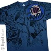 T-Shirts Homme WHO WHO ARE YOU Large - import direct USA