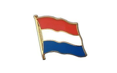 Paesi Bassi Bandiera Bandiera Olandese 90x 150cm Maxflags Pin