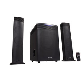 Panasonic HT-20 2.1 Channel Speaker System (Black)