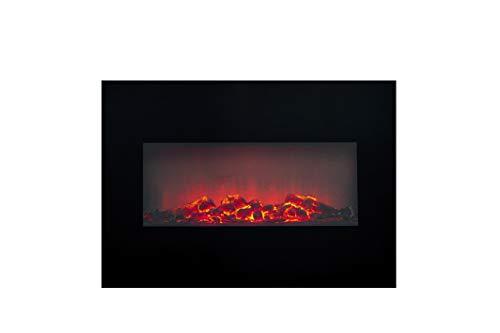 Edco Classic Fire 8711252536804Wall Heater Memphis 80cm