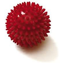 Super Dog Spiked Rubber Dog Ball (Color May Vary)