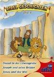 Bibelgeschichten: Daniel in der Löwengrube, Joseph und seine Brüder, Jonas und der Wal (DVD)