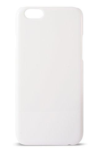 KSIX Coque rigide de protection pour Apple iPhone 6 Noir blanc