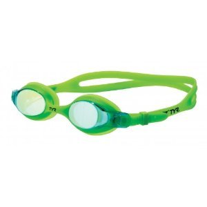 TYR Swimple Metallized Goggles - Pink Lemonade