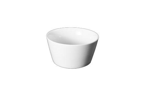 BIA Cordon Bleu Oslo White porcelain de 6 Ounce Ramekins, Set of 4 by BIA Cordon Bleu