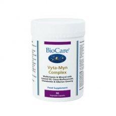 BioCare VytaMyn Complex - Multi Vitamin And Multi Mineral - 90 Vegicaps from BioCare