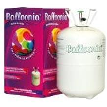 Balloonia - Gas helio para globos (Hispánica de Globos HG6010)