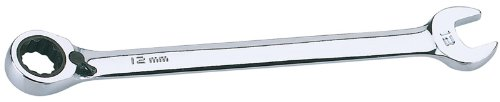 Draper - 6620 Clé à cliquet réversible 12 mm