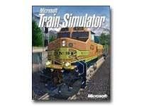 Microsoft Train Simulator (PC CD)