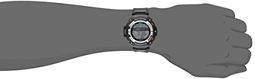 Casio Men's Sport SGW300H-1AV Black Resin Quartz Watch with Digital Dial