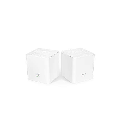 TENDA NOVA MW3 Whole Home Mesh Wi-Fi System (Pack of 2) White