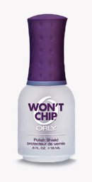 Orly Won't Chip Topcoat - 0.6 oz by Orly