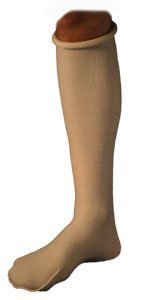 Lycra Strech Socks Liners (Pair) by Circaid Medical Product