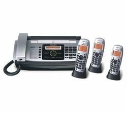 Preisvergleich Produktbild Philips Fax Magic 5 Eco Voice DECT Trio Faxgerät mit Telefon inkl. UHG