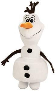 Peluche Gigante 55cm OLAF Muneco de nieve FROZEN DISNEY Original por DISNEY