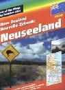 Neuseeland Atlas  20 Citypläne - Reisemobil- und Campingplätze -