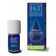 Herbes et Traditions Khella  Amni Visnaga 5  ml