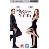 Mr. And Mrs. Smith [UMD Mini Disc for PSP] by Brad Pitt