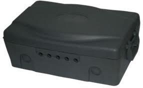 Masterplug IP54 Weatherproof Electric Box -