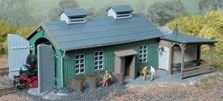 Auhagen - Edificio ferroviario de modelismo ferroviario (13286)