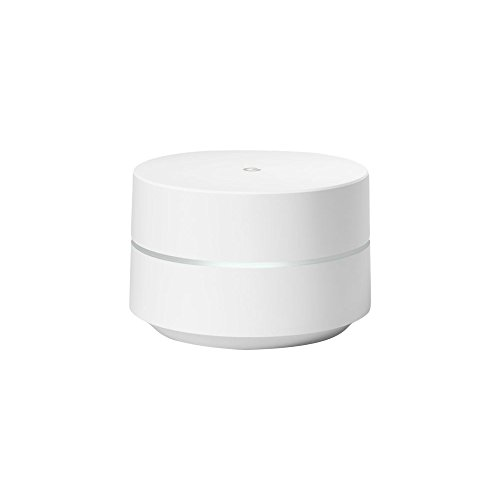 Google Router WiFi Wireless Bluetooth color blanco blanco weiß Unité