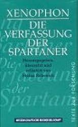 Die Verfassung der Spartaner