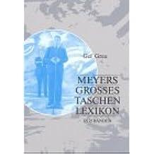 Meyers großes Taschenlexikon, 25 Bde., Bd.8, Gef-Greu