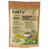 Östrogen Unterstützt (SVATV Shatavari Pulver (Spargel Racemosus) 1/2 LB, 08 oz, 227g USDA zertifiziert)