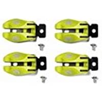 Sidi ST/ST Air/Crossfire buckle-fluo (Coppia)