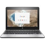 HP X0N98EA#ABU Chromebook 11 G5 - Celeron N3050 / 1.6 GHz - Chrome OS - 4 GB RAM - 16 GB eMMC - 11.6