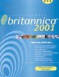 Encyclopaedia Britannica 2001, 1 DVD-ROM englische Version für Windows 95/98/2000/Me/NT 4.0. über 44 Mio. Wörter, Internet-Links sowie 'New Oxford Dictionary of English'