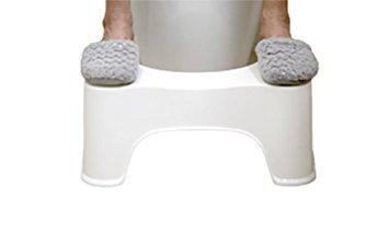 Squatlet sgabello per wc aiuto naturale e confortevole per