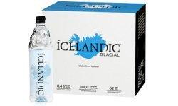 Icelandic Glacial Waster still Pet-Flaschen, Gletscher Wasser aus Island, 12er Pack, EINWEG (12 x 1 l)