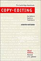 Copy-Editing: The Cambridge Handbook for Editors, Authors and Publishers