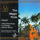 Mozart : La flûte enchantée. Beecham, Roswaenge, Berger